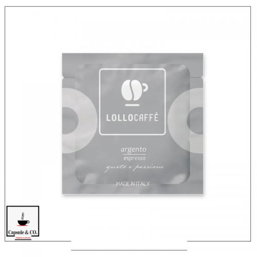 Lollo Argento 150 Cialde 44mm