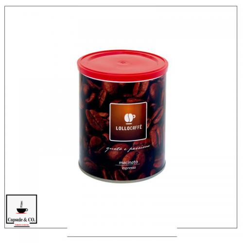 Lollo Caffè Macinato 250g