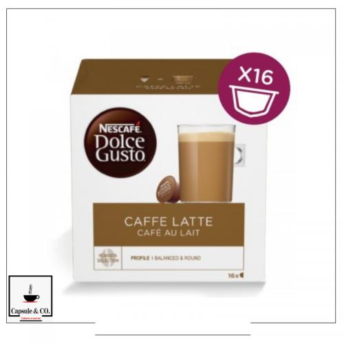 Nescafè Caffè Latte 16 Capsule