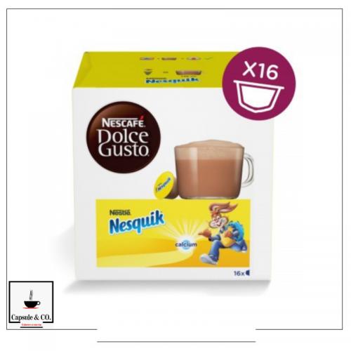 Nescafè Nesquik 16 Capsule