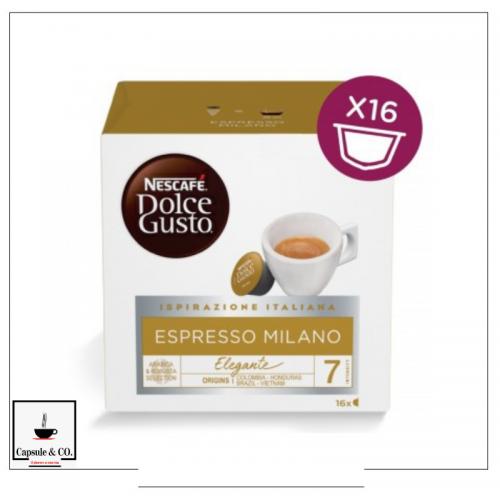 Nescafè Espresso Milano 16...