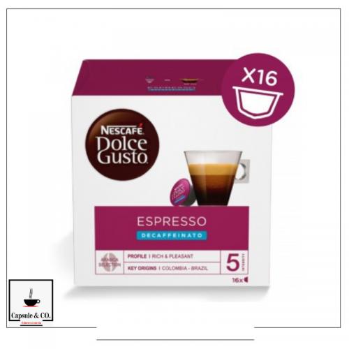Nescafè Espresso Dek 16...