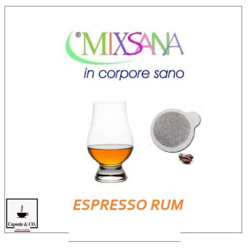 Mixsana Espresso Rhum 10...