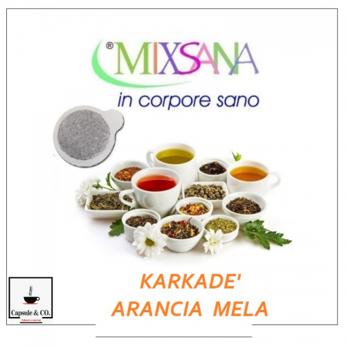 Mixsana Karkadè Arancia...