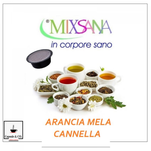 Mixsana Arancia Mela A Modo...