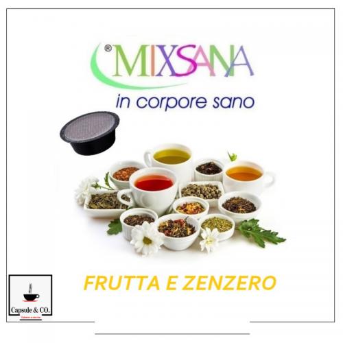 Mixsana Te Frutta Zenzero A...