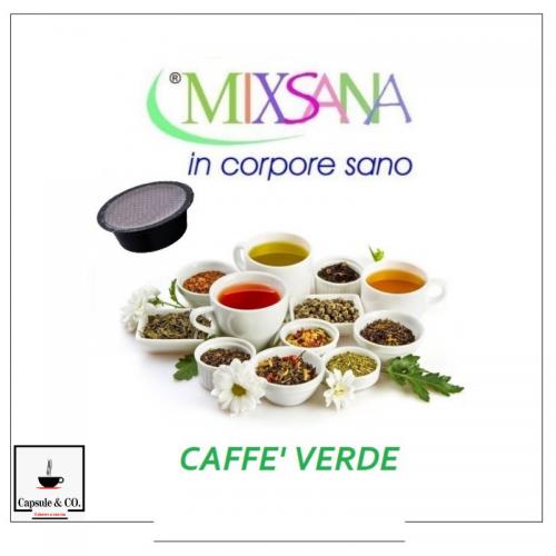 Mixsana Caffè Verde A Modo...