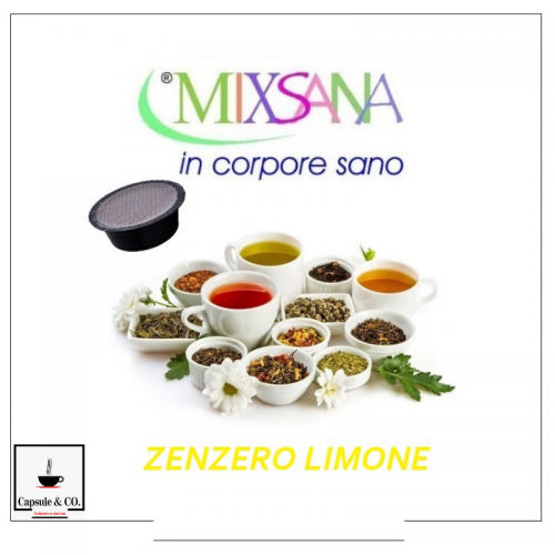 Mixsana Zenzero Limone A...