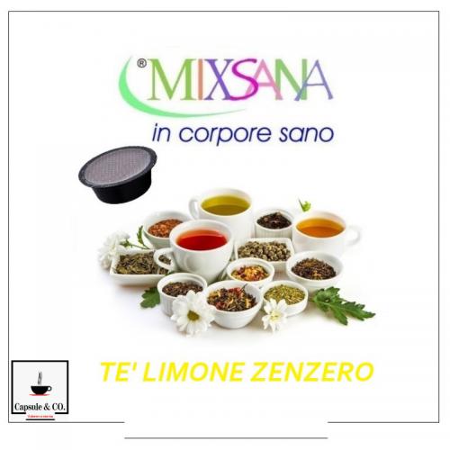 Mixsana Te Limone Zenzero A...