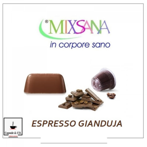 Mixsana Gianduja Nespresso...