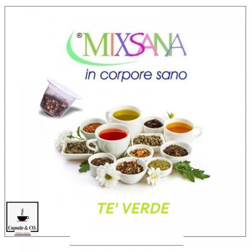 Mixsana Te Verde Nespresso...