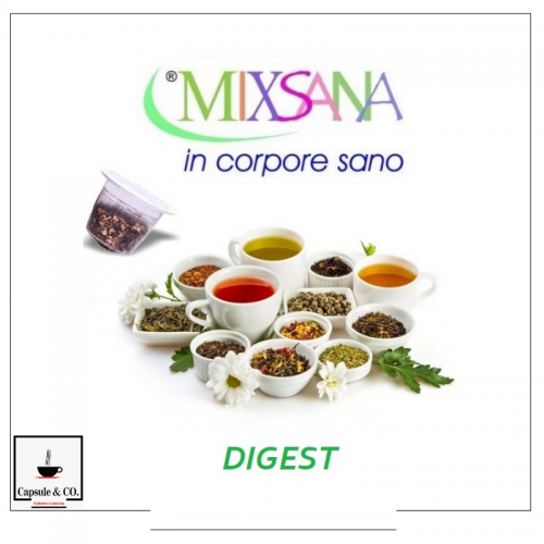 Mixsana Digest Nespresso 12...
