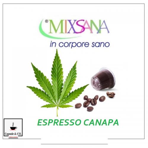 Mixsana Espresso Canapa...