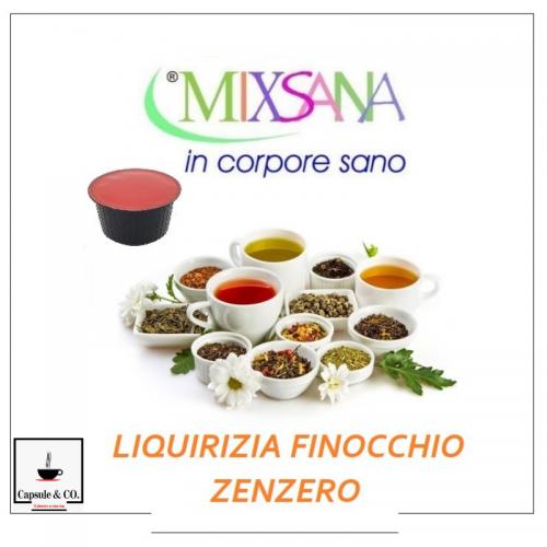 Mixsana Liquirizia...