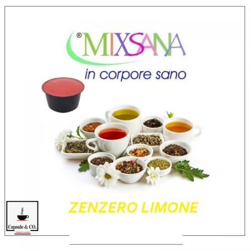 Mixsana Zenzero Limone DG...