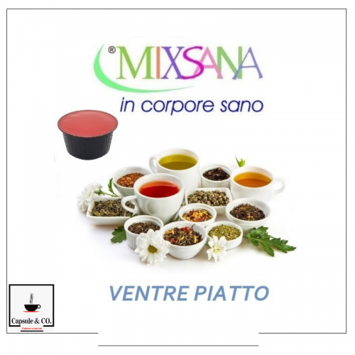 Mixsana Ventre Piatto DG 16...