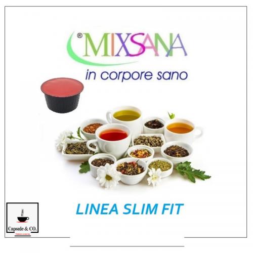 Mixsana Slim Fit DG 16 Capsule