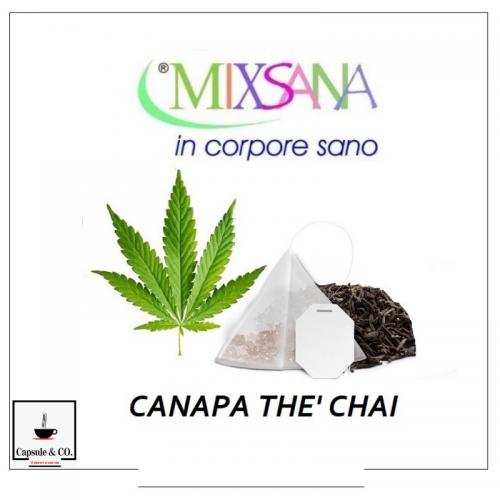 Mixsana Cannabis&The Chai...
