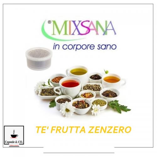 Mixsana Te Frutta&Zenzero...