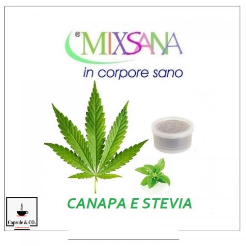 Mixsana Cannabis e Stevia...