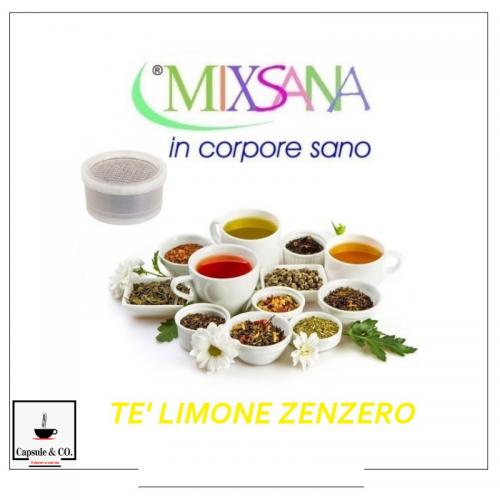 Mixsana Te Limone&Zenzero...