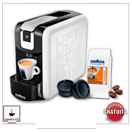 Lavazza EP MINI + 100 Capsule