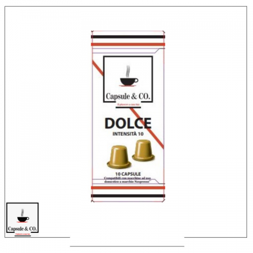 200 Capsule & CO Dolce...