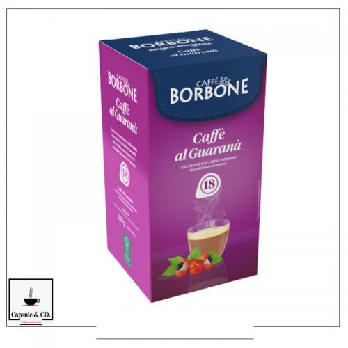 Borbone Caffè Guaranà 18...