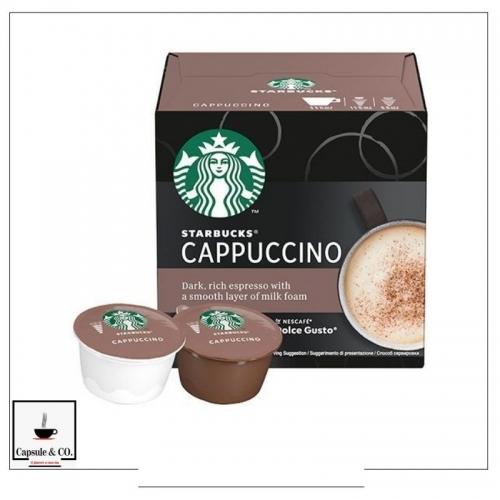 Starbucks® Cappuccino DG 12...