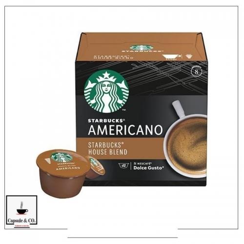 Starbucks® Americano DG 12...