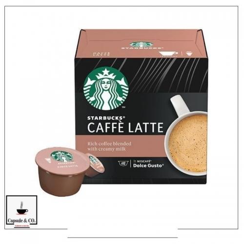 Starbucks® Caffè Latte DG...