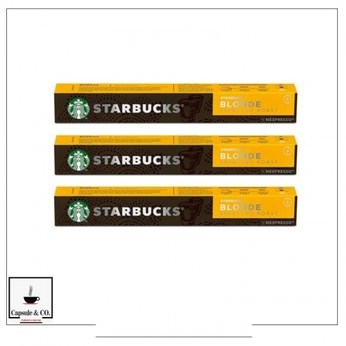 Starbucks® Blonde Nespresso...