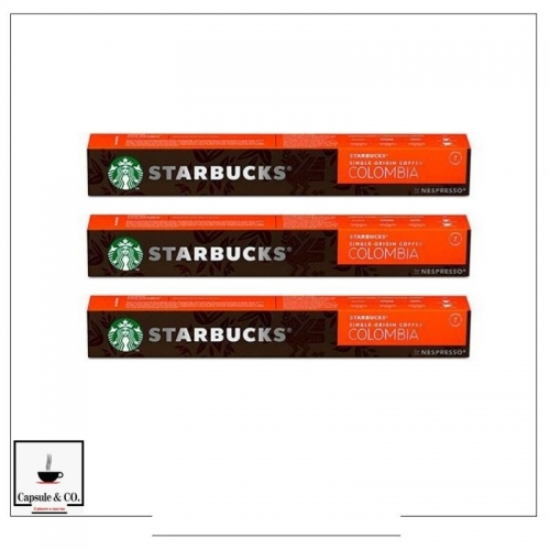 Starbucks® Colombia...