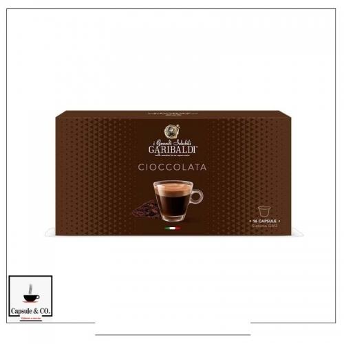 GM3 Cioccolata 16 Capsule