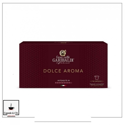 GM3 Dolce Aroma 16 Capsule