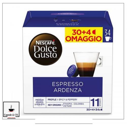 Nescafè Espresso Ardenza 30...