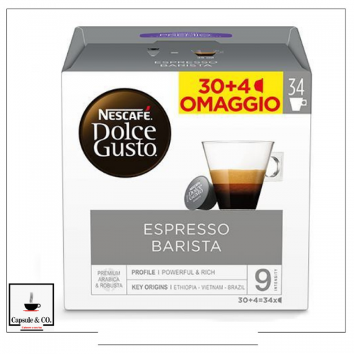 Nescafè Espresso Barista 30...