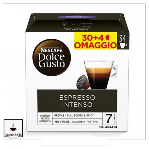 Nescafè Espresso Intenso 30...
