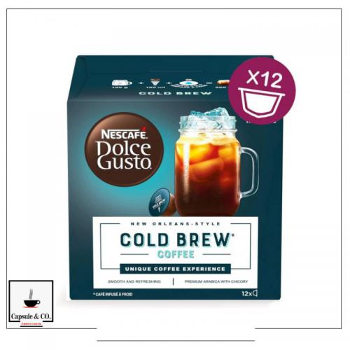 Nescafè Cold Brew 12 Capsule