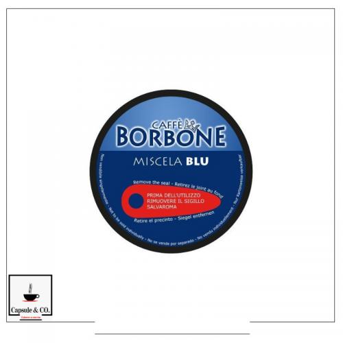 Abbonamento Borbone DG BLU...