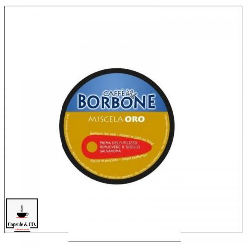 Abbonamento Borbone DG ORO...
