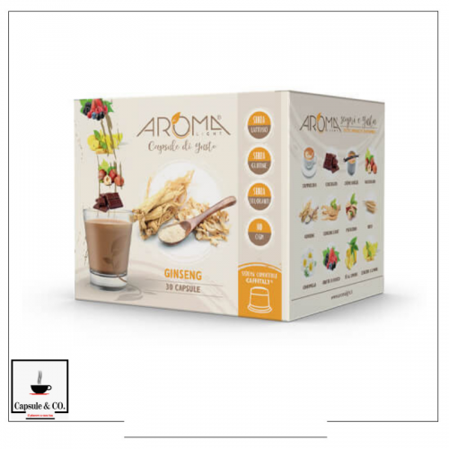 Aroma Ginseng Caffitaly 30...