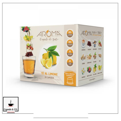 Aroma The Limone Caffitaly...