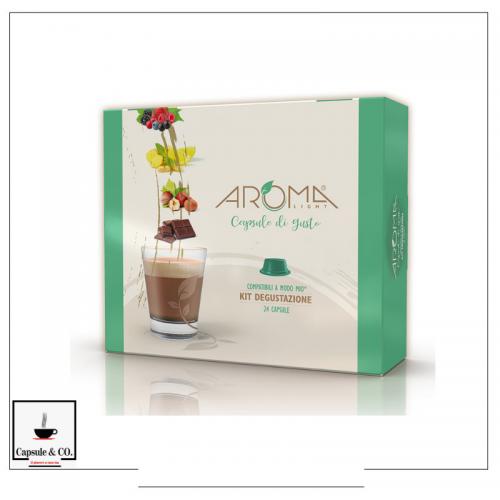 Kit Degustativo Aroma A...
