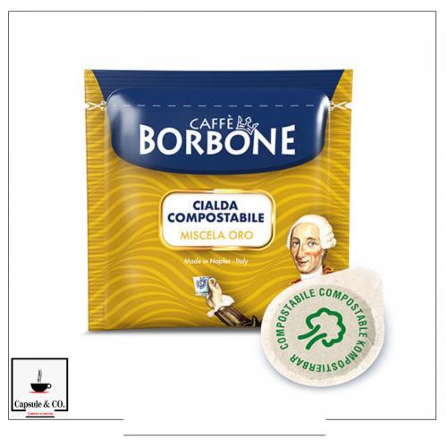 Borbone ORO 100 Cialde 38mm