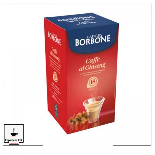 Borbone Caffè al Ginseng 18...