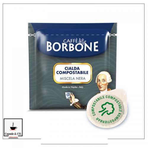 Borbone NERA Cialde 44mm