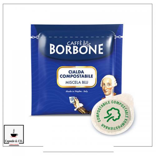 Borbone BLU Cialde 44mm