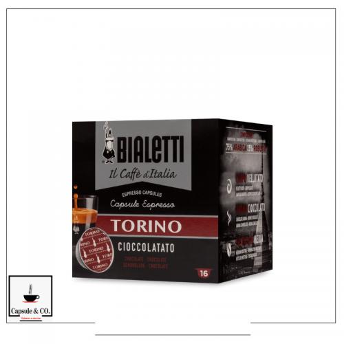 Bialetti Torino 16 Capsule