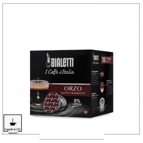 Bialetti Orzo 12 Capsule